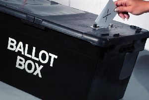 Milton Keynes residents can cast their votes up until 10pm today