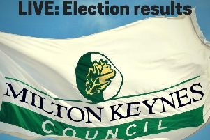 The latest updates as they happen from the election count in Milton Keynes