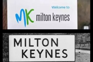REVEALED IN PICTURES: Remembering Milton Keynes 'the Village City' before it was built