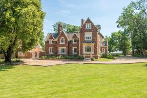 Take a peek at these five homes with gorgeous gardens