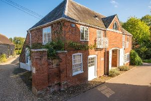 Take a tour around this £1.25 million former coach house with gorgeous woodland views