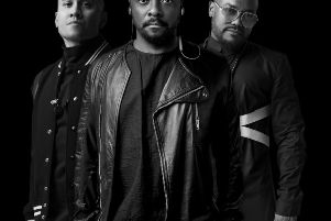 Black Eyed Peas play live in Milton Keynes on Saturday