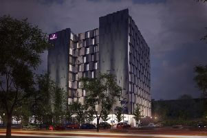 How the new Premier Inn will look in Milton Keynes