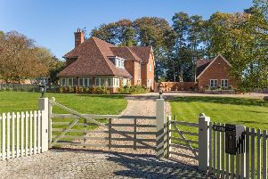 Picture yourself living in Fairfax - an elegant £2.25 million home set in a private estate