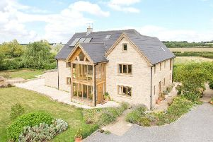 Take a look around this magnificent eco-friendly property with its own 33 acre estate