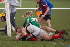 Bletchley Ladies vs Battersea Ironside