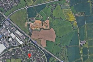 Milton Keynes East, the site has been identified for 5,000 new homes