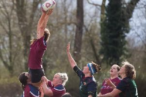 Bletchley Ladies | Pic: Jonathan Young
