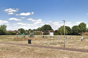 Kingfisher Park in Newport Pagnell