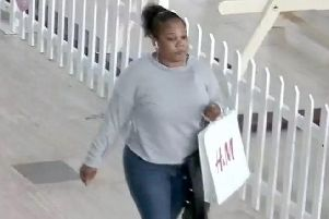 Do you recognise this woman