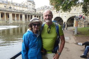 Peter and Mary Hurst