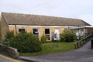 The Newport Pagnell Library