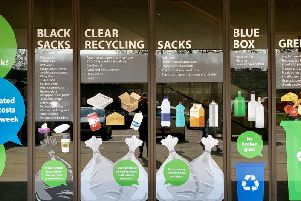 How the council handles rubbish
