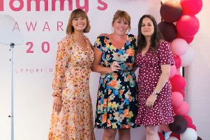 Milton Keynes midwife wins national award for work with bereaved parents