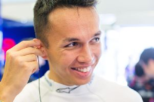 Alex Albon replaces Pierre Gasly at Red Bull Racing