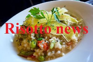 Competition call-out for Milton Keynes's best risotto chefs