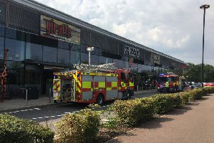 Three fire appliances head to false alarm at Kingston Centre
