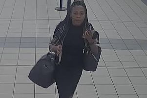 Do you know this woman?
