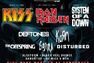 Huge acts announced for 2020 Download Festival