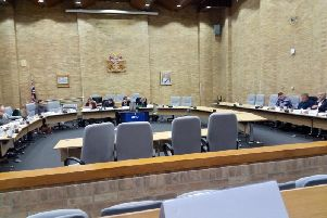 Tuesday's meeting of MK Council's Cabinet
