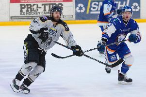 MK Lightning vs Peterborough Phantoms. Pics: Tony Sargent