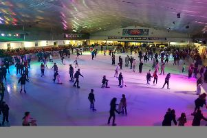 Get your skates on and go along to Planet Ice