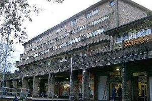 Serpentine Court, in Bletchley's Lakes Estate