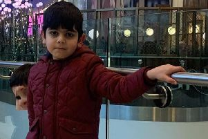 Aadil is safe and well