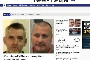 The News Letter homepage is changing