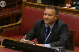 Stuart Wightman faced a detailed scrutiny of his actions and will return to the RHI Inquiry today