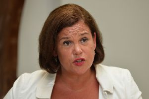 Mary Lou McDonald rejected suggestions that Sinn Fein had been asleep at the wheel while the RHI scandal was developing over several years