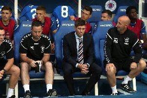 Steven Gerrard continues to reshape his Rangers squad.
