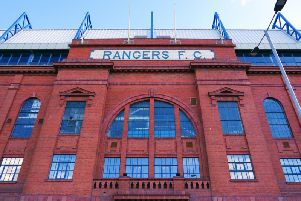 Ibrox will host the Europa League tie with FC Ufa on Thursday.