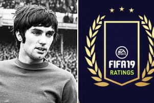 The late, great George Best