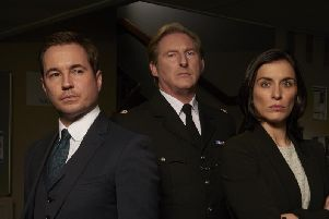 Filiming is under way for Line of Duty season 5