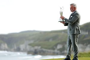 The Open Championship returns to the Northern Ireland venue after a 68-year gap, and will be played from 18-21 July