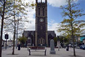 Portadown named Champion High Street.