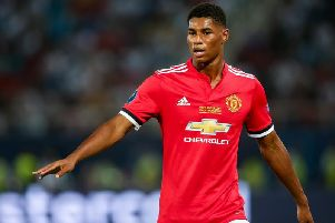 Marcus Rashford is open to Real Madrid move.
