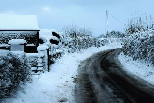 Snowy weather has been forecast for parts of the UK (Photo: Shutterstock)
