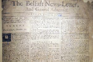 The fifth surviving News Letter, dated January 9 1738 (which is in fact equivalent to January 20 1739 in the modern calendar).