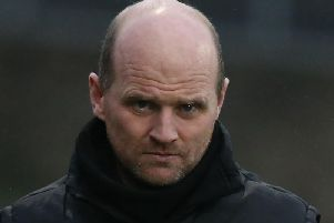 Barry Gray left the Cliftonville hot-seat after their latest disappointing loss to Dungannon Swifts.