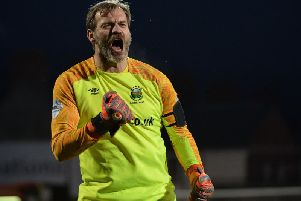 Roy Carroll is out for the remainder of the season
