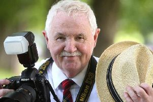 Well-known photographer and 'absolute gentleman'