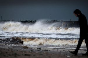 Storm Erik is predicted to cause some disruption in Northern Ireland.