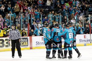 The Belfast Giants will play in next season's Champions League