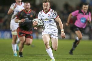 Ulster's Michael Lowry