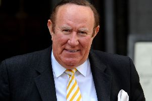 Andrew Neil, presenter of the BBC's long-running politics show This Week, is stepping down. Photo: Nick Ansell/PA Wire