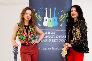 Arts International Guitar Festival launched