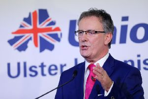Mike Nesbitt appealed to nationalists to learn from the problems with Brexit