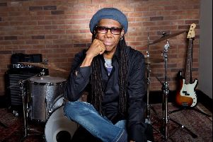 Nile Rodgers and Chic new Belfast date